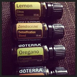 Detoxifying with Essential Oils