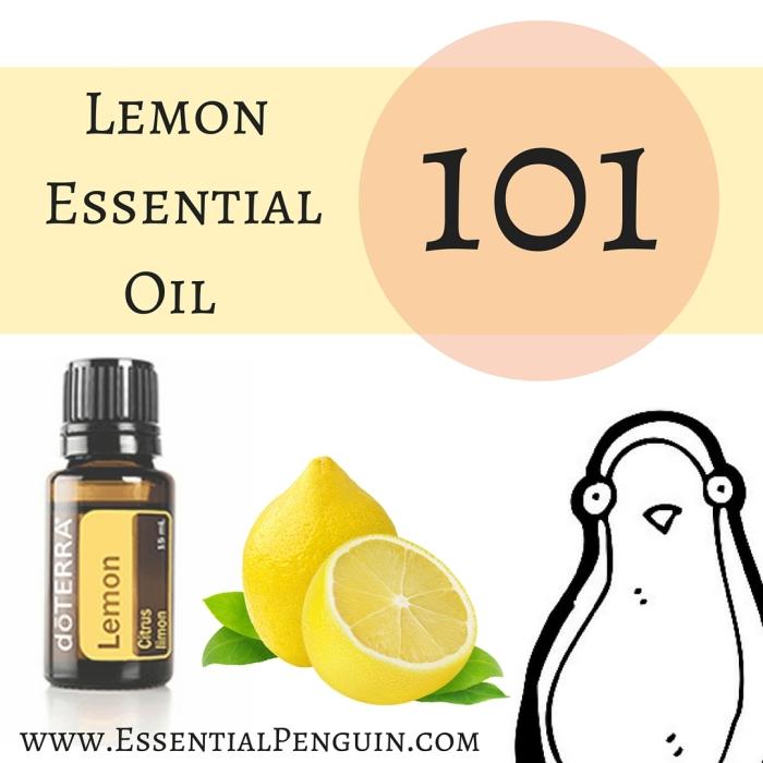 Lemon Essential Oil (1)